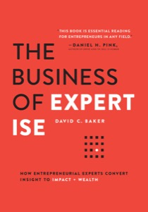 The Business of Expertise Book Cover